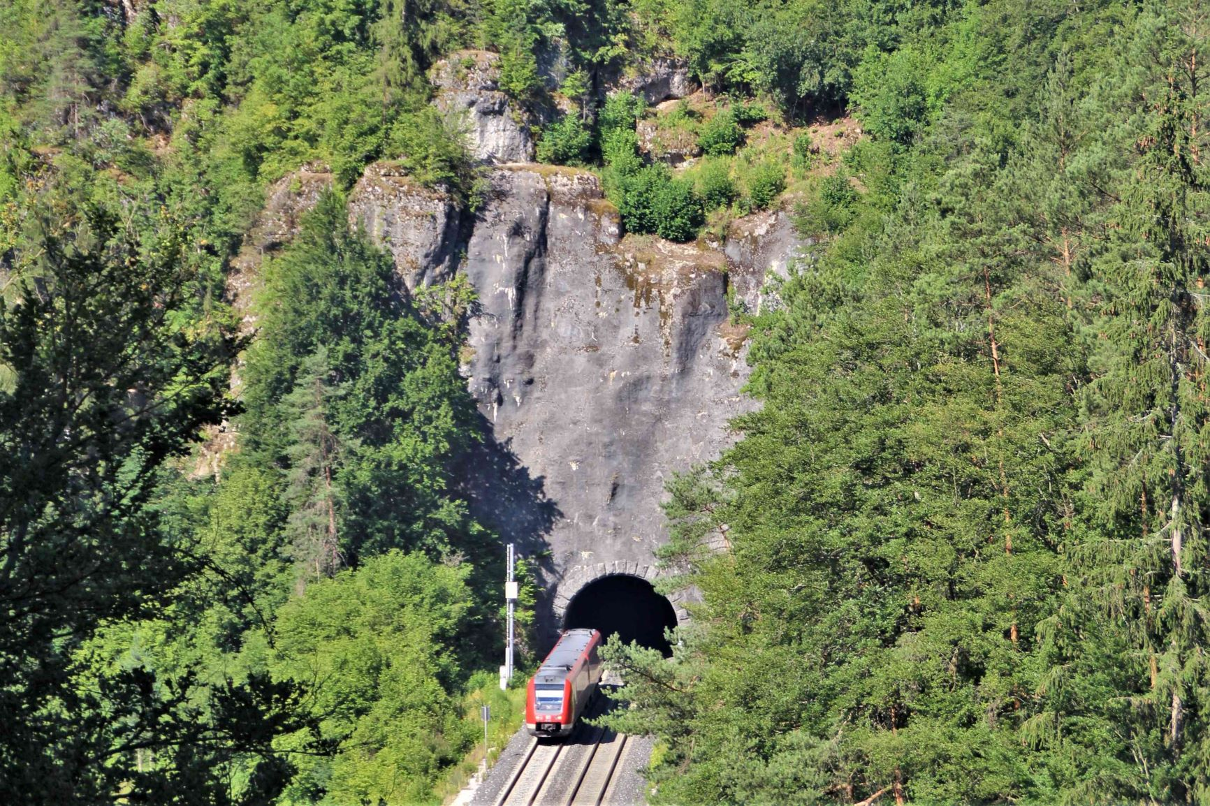 Tunnel Rothenfels